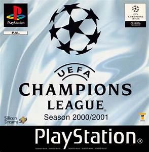 UEFA Champions League Season 2000/2001 for PlayStation ...
