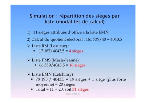 calcul repartition sieges elections professionnelles la mise en place de la ctm