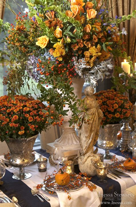 Autumn's Embrace  Antiques In Style
