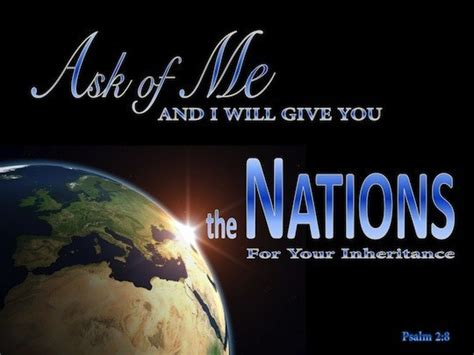 psalm        surely give  nations
