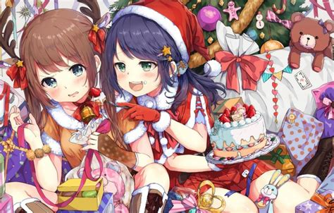 Anime New Year Wallpaper - wallpaper new year anime images for