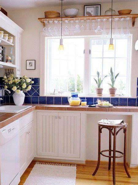 ventanas  cocinas pequenas inspiracion de diseno de
