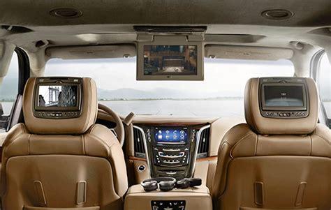 2019 Cadillac Escalade Interior by 2019 Cadillac Escalade Ext Design Review And Price
