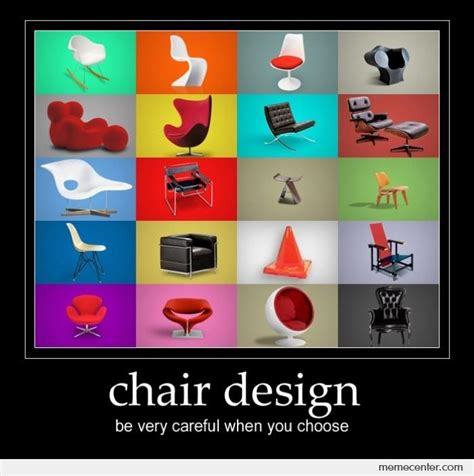Meme Design - chair design fail by ben meme center