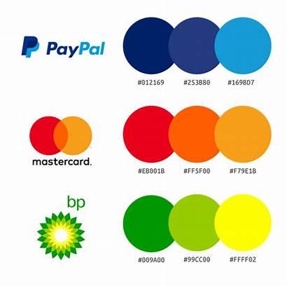 Colors Language Visual Branding Using Colour Schemes