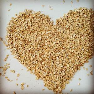 Chipped Oats in a Shape of Heart #4240801, 1440x1440 | All ...