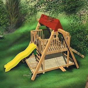 Construct a children's playground - CONSTRUCTION PLANS | RONA
