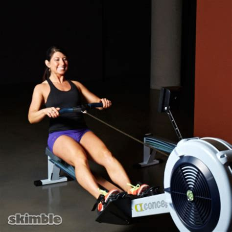 Row The Boat Exercise by Moderate Rowing Exercise How To Workout Trainer By Skimble