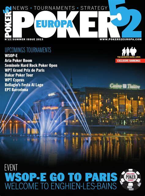 Poker52 Europa N°12 By Poker52 Issuu