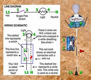 Single Pole Switch Wiring Methods  U2013 Electrician101