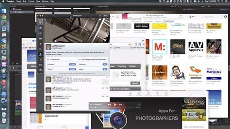 quickly hide  apps    active   mac