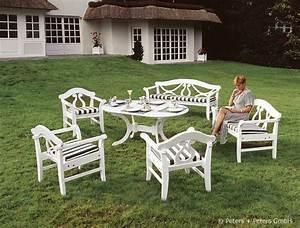 Gartenmöbel Weiß Holz : exklusive gartenmobel holz weiss interessante ideen f r die gestaltung von ~ Whattoseeinmadrid.com Haus und Dekorationen