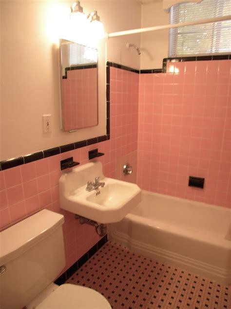 original bathroom tiles 4 bedroom year and the pink tile bathroom is back
