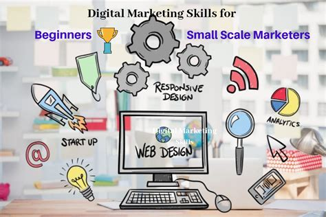 Digital Marketing Course For Beginners by Digital Marketing Skills For Beginners Small Scale