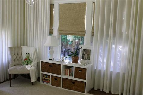 roman shades  revitalize kids room decorating