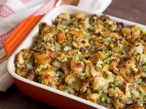 stuffing  dressing recipes   thanksgivings