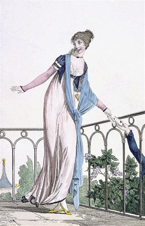Furtive Correspondance, Illustration Drawing by Philibert ...