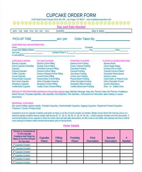blank thirty one order form thirty one order form printable printable and coloring