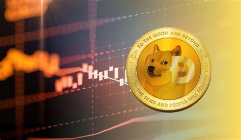 Dogecoin Moon - Sticker Dogecoin Moon Landing Finance ...