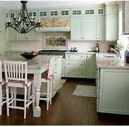 French Kitchen Design by French Landscape Mural In Cottage Kitchen Design Traditional Kitchen Ra