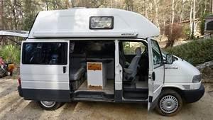 Camping Car Volkswagen : petit camping car 2 places occasion doccas voiture ~ Melissatoandfro.com Idées de Décoration