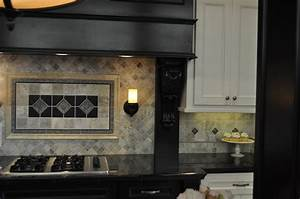 Kitchen tiles design decosee