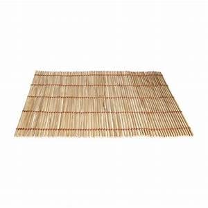 Tapis Bambou Ikea : fubai tapis rouler les sushis en bambou habitat ~ Teatrodelosmanantiales.com Idées de Décoration