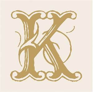 Stencils monogram letters a z 6quot large wedding signs for Large monogram letter stencil