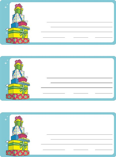 birthday gift certificates sample edit fill sign
