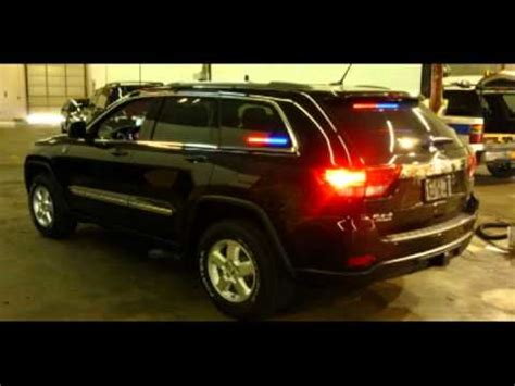 jeep police package undercover 2011 jeep grand cherokee evi youtube