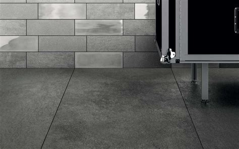 Camp Army canvas grey   Floor and Wall Tiles   Iris Ceramica