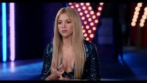 The Voice: Season 6 Premiere: Shakira On Set TV Interview ...