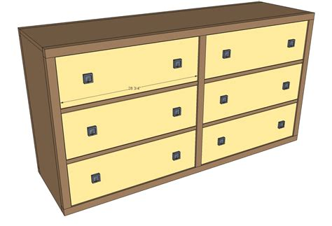 dresser woodworking plans fabulous idea