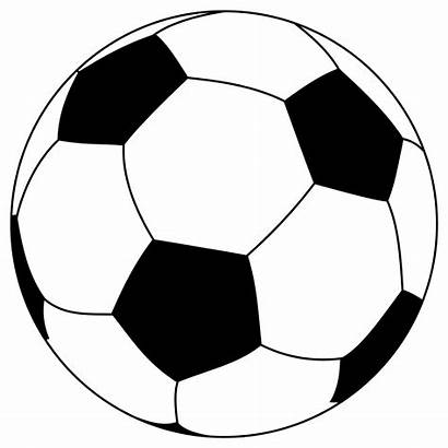 Fotball Svg Soccerball Wikipedia Wikimedia Commons Wiki