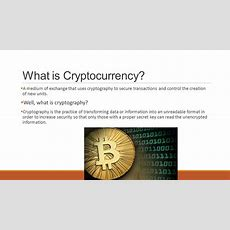 Bitcoins & Cryptocurrency  Ppt Video Online Download