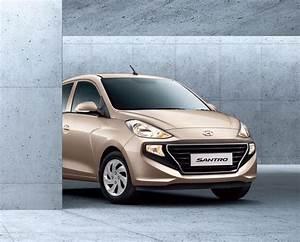2018 Hyundai Santro Unveiled In India  Specs  Features