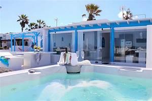 villa granadawith private jacuzzi on the beachfront With katzennetz balkon mit hotel villas garden beach fuerteventura