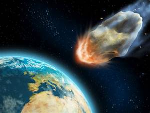 The CELESTIAL Convergence: FIRE IN THE SKY: First Asteroid ...