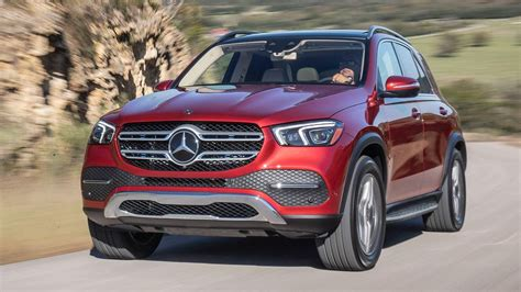 mercedes benz gle class  drive review