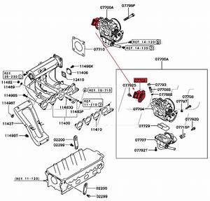 Ford F 150 Throttle Position Sensor Location
