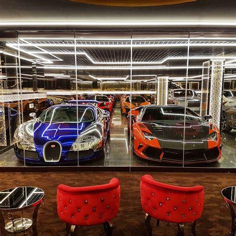 Wow! @don_casanova_75's Unbelievable Garage, What A Place