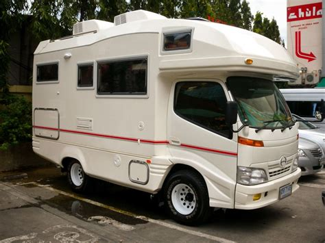 Hino 300 Coachbuilt Motorhome
