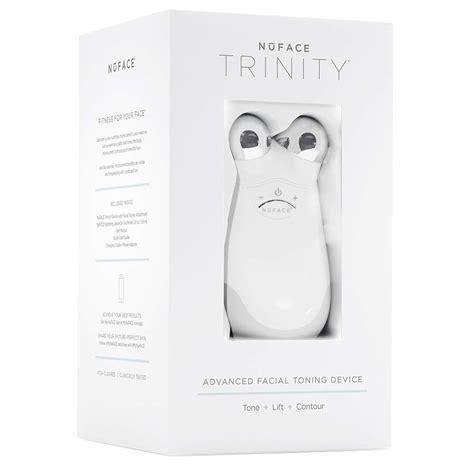 NuFACE Advanced Facial Toning Kit   Trinity Facial Trainer