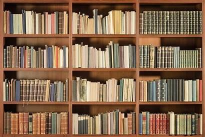 Bookcase Desktop Wallpapers