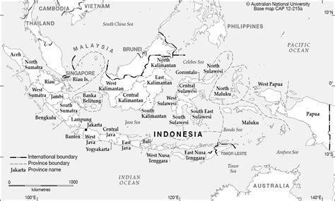 provinces  indonesia base  cartogis services