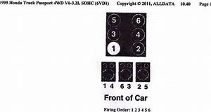 What Is Honda 3 5 Firing Order