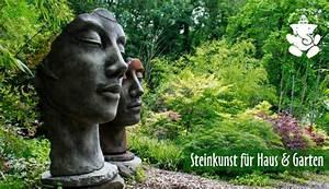 Skulpturen Für Garten : steinfiguren kaufen steinfiguren und buddhas f r haus und garten steinfigurenshop ~ Watch28wear.com Haus und Dekorationen