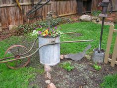 Primitive Garden Pinterest Primitives Sheds
