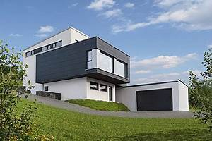 Dach Garage Bauen : wohnen und arbeiten unter einem dach ~ Michelbontemps.com Haus und Dekorationen