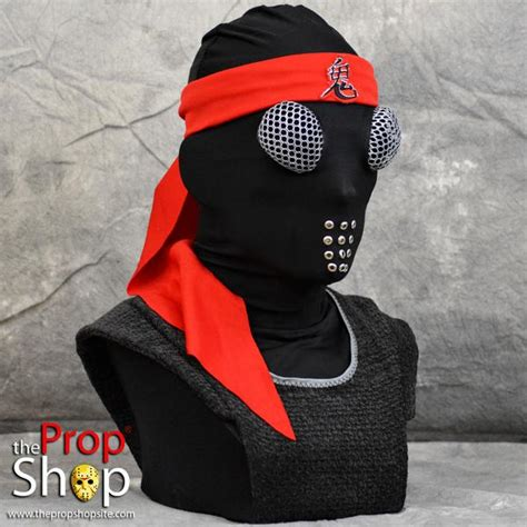 ninja clan solider mask  prop shop costumes